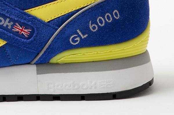 Reebok GL6000 Blue/Yellow