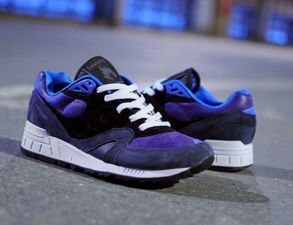 "Saucony Shadow Master Hanon ""The Midnight Runner"""