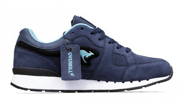 """Kangaroos COIL R-1 x Overkill """"ABYSS"""""""