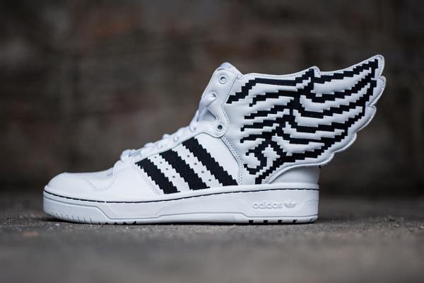 Adidas Originals Jeremy Scott Wings 2.0 Pixel