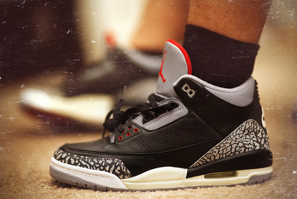 air-jordan-3-black-cement-2001- Super - Secret