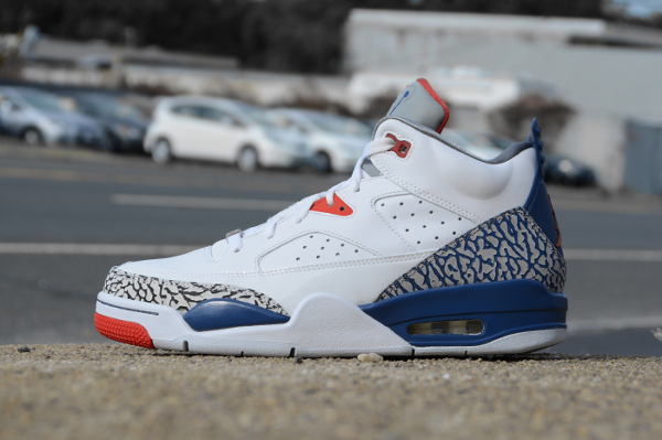 Air Jordan Son Of Mars Low True Blue