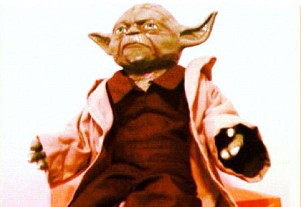 Maître Yoda en Air Jordan 12