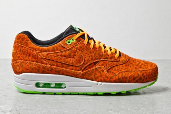 "Nike Air Max 1 FB Leopard ""Orange"""