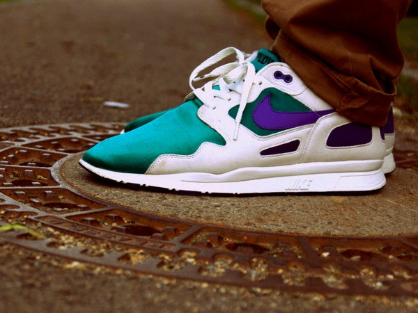 Nike Air Flow Lush Teal OG par Iveroy (22.07.2013)