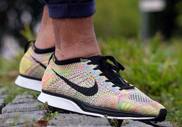 Nike Flyknit Racer 'Multicolor' 2016