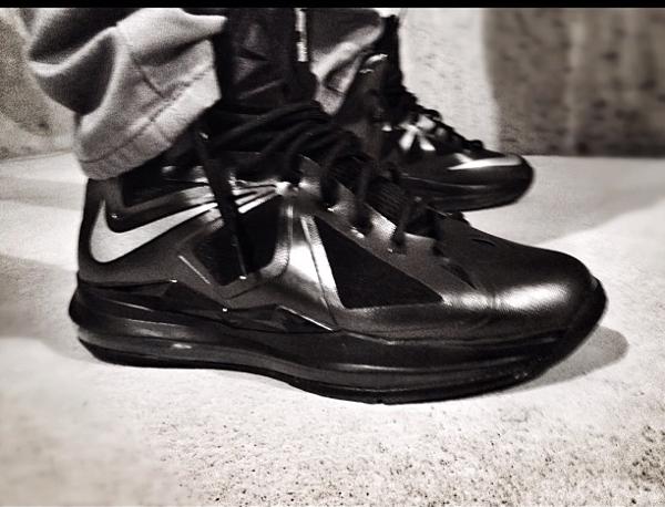 Nike Lebron 10 Carbon - Chris Boos