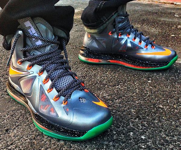 Nike Lebron 10 iD Jovany
