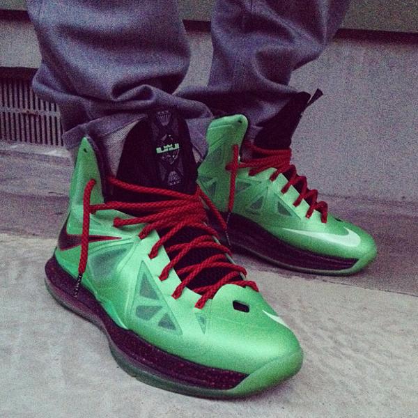 Nike Lebron 10 Jade - Shitohhh23