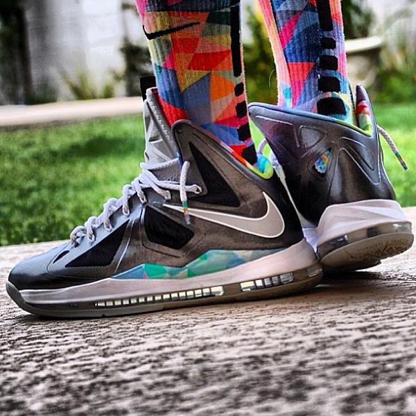 Nike Lebron 10 Prism - Sneakerheadshoutz