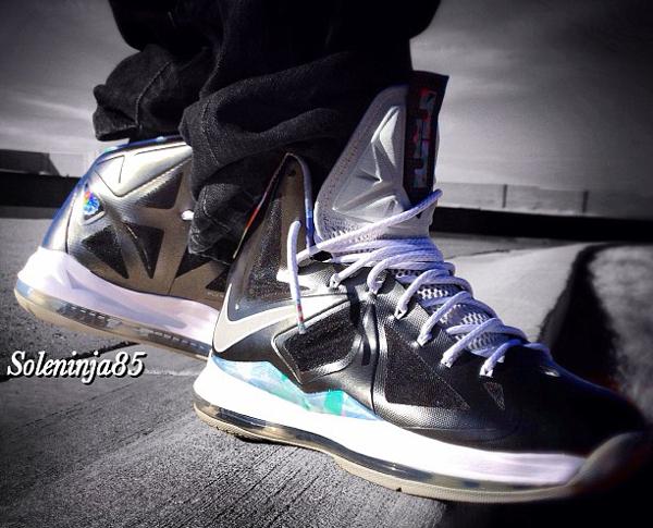Nike Lebron 10 Prism - Soleninjaz85