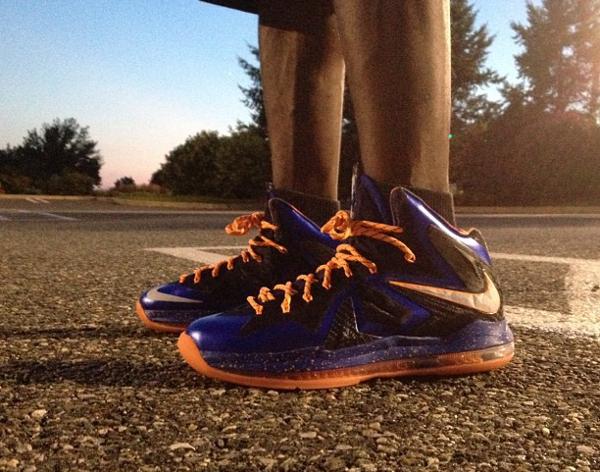 Nike Lebron 10 Superhero - Yung_lion_23
