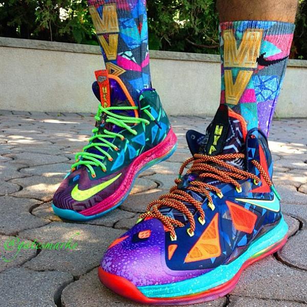 Nike Lebron 10 MVP - Sneakershouts