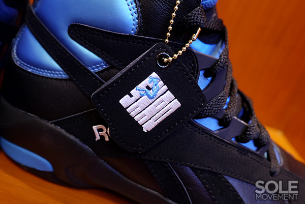 Reebok Shaq Attaq Black/Blue OG (Away)