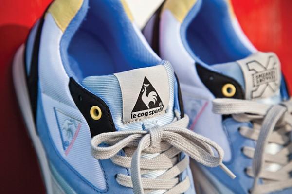 """Le Coq Sportif x Sneaker Freaker """"Summer Day"""""""