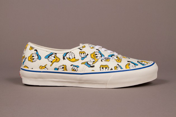 Walt Disney x Authentic LX Donald Duck