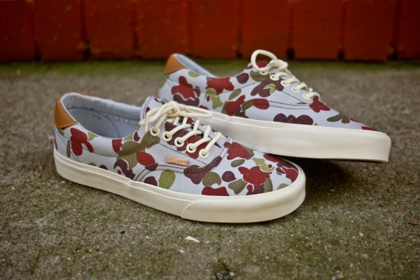 Vans California ERA 59 Camo Suiting