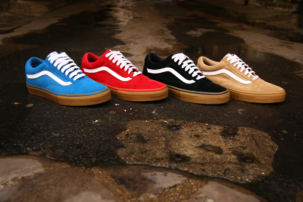 Vans Syndicate Old Skool x Odd Future