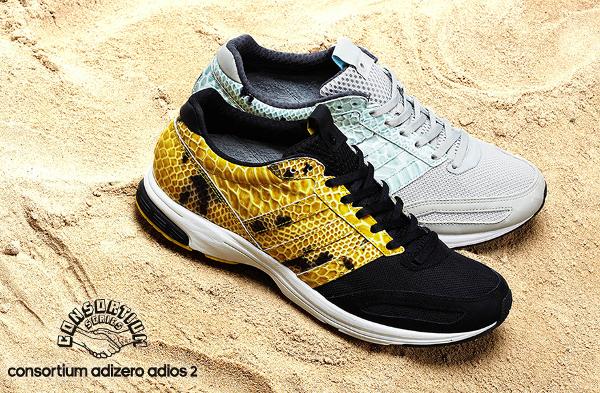 Adidas Consortium Adizero Dios 2