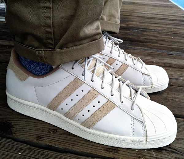 sélection premium ffd19 45844 La Adidas Superstar 80's : comment la porter ?
