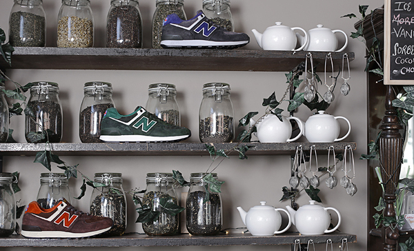 New Balance 576 Tea