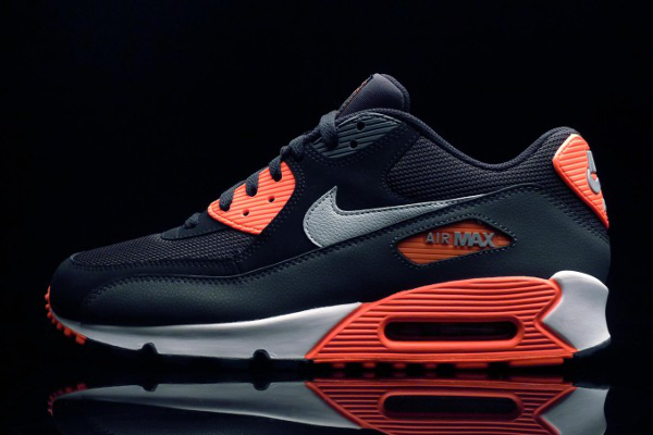 énorme réduction f67c1 be51e Où acheter la Nike Air Max 90 Essential Black/Atomic Red ?