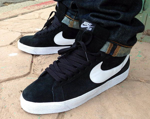 competitive price 85dd8 a92be Comment porter la Nike Blazer (SB, Mid, High, Low)