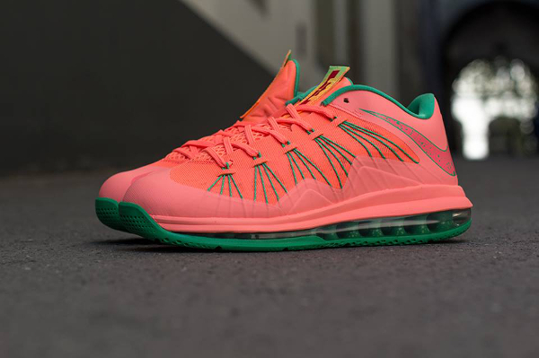 Nike Lebron 10 Watermelon