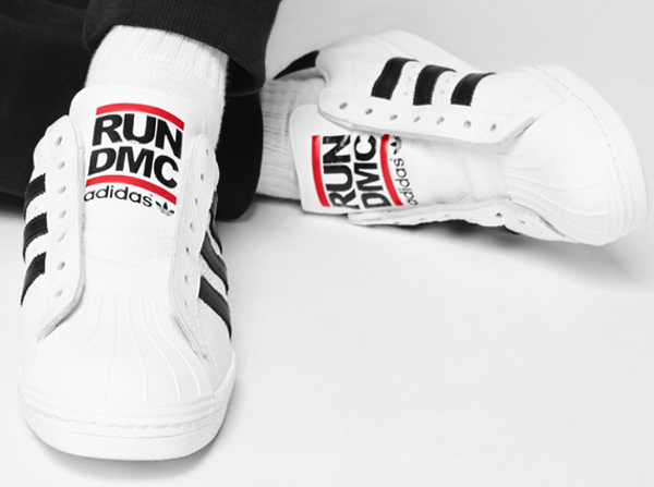 "Adidas Superstar 80's Run DMC ""Injection"""
