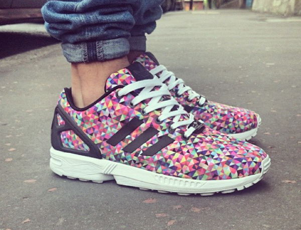 Adidas ZX Flux Multicolor - Eartothestreet