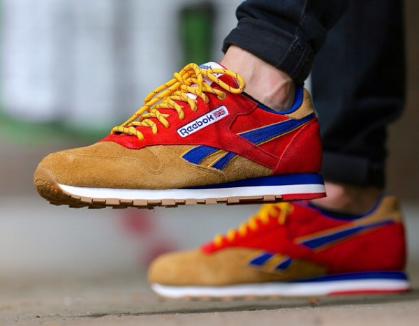Reebok Classic x Snipes Camp Out - Sneakerzimmer-1