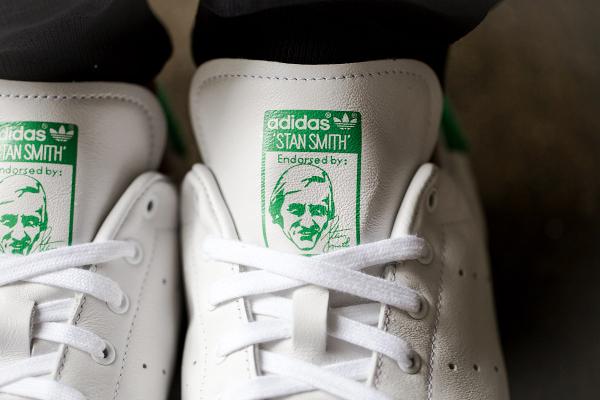 code promo ab87a 40c0e La Adidas Stan Smith, de la rue aux quartiers chics : un ...