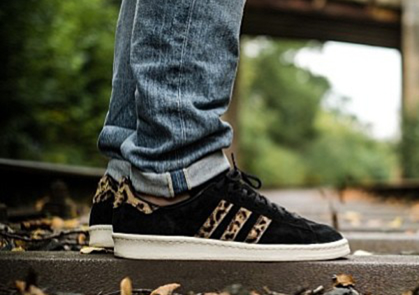"Adidas Campus 80's X-Large ""Leopard"""