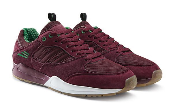 Adidas Tech Super Tonal Burgundy