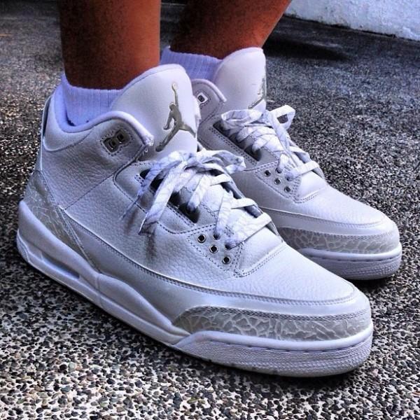 Air Jordan 3 Retro Pure Money – Jumpmanjam (11.09.2013)