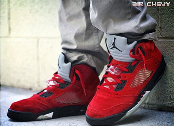 the latest 3c7f3 a831e air-jordan-5-retro-toro-bravo-air chewy