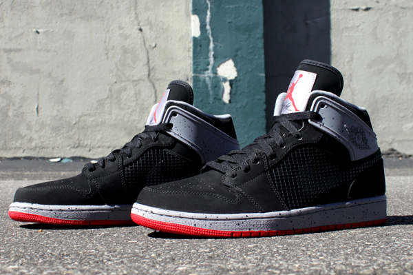 Air Jordan 1 High Retro '89 Black Cement