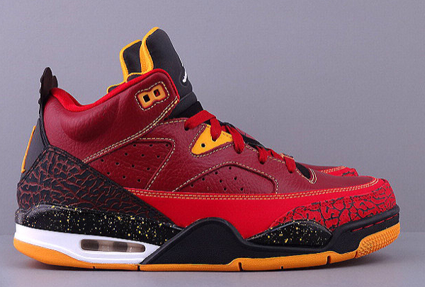 "Air Jordan Son Of Mars Low ""Team Red"""