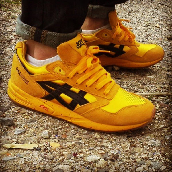 "Asics gel Saga ""Kill Bill"""