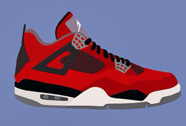 illustrations Air Jordan