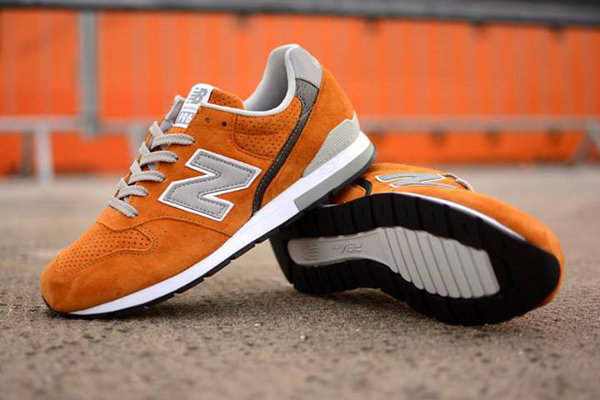New Balance 996 Beauty & Youth Orange