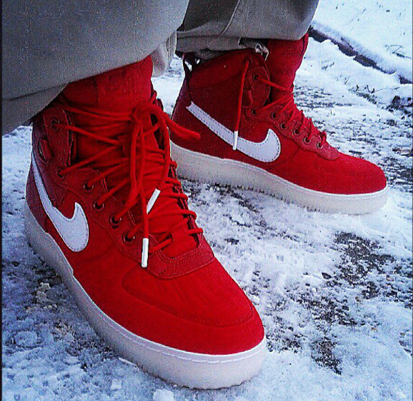 Nike Air Force 1 (low, mid, high)