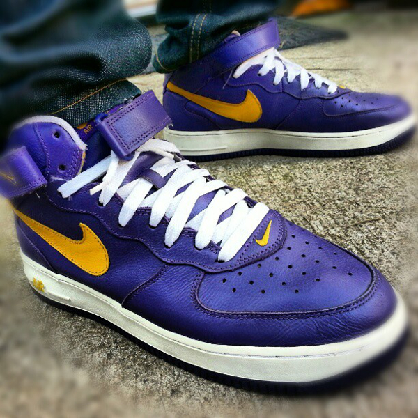 pick up 9161c 24fec nike-air-force-1-mid-lakers-moneymaddusa