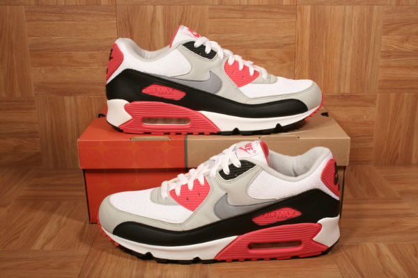 Nike Air Max 90 Infrared History Of Air (2005)