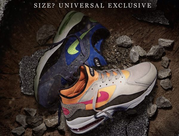 "Nike Air Max 93 x Size? ""Universal"""