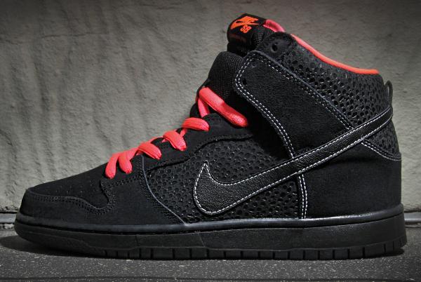 Nike Dunk Pro SB Black Safari