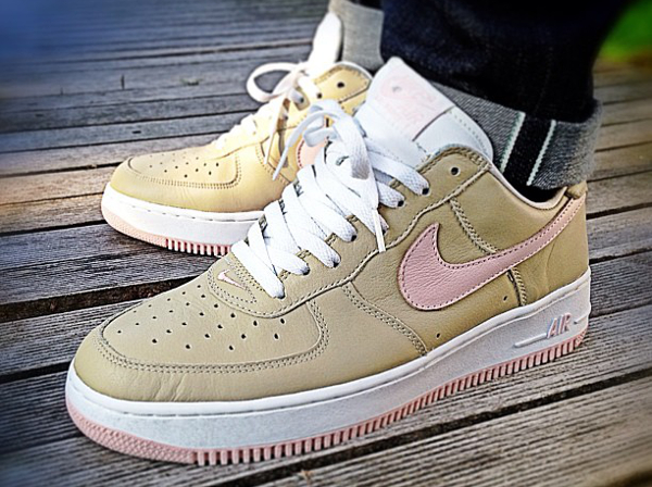 5ccfcff891d Comment porter les Nike Air Force 1 (Low