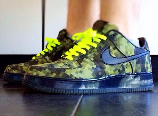 Nike Air Force 1 Low Digi Camo - Montanainc