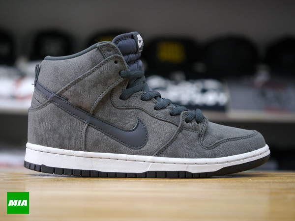 Nike SB Dunk High Pro Neutral Grey / Anthracite