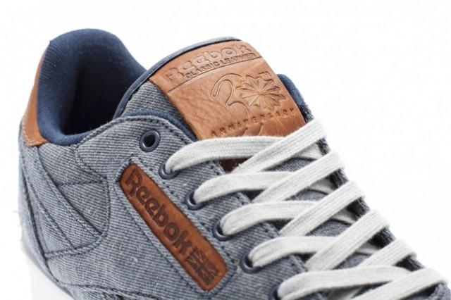 Où acheter la Reebok Classic Leather Salvaged Denim ?